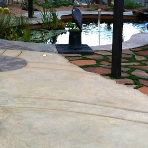 Tucson Decorative Concrete Patios