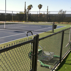 Tucson Tennis Court